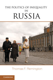 The Politics of Inequality in Russia