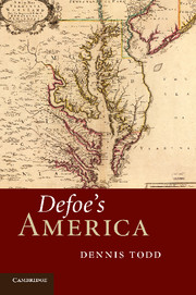 Defoe's America
