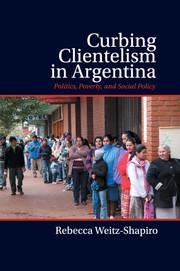 Curbing Clientelism in Argentina