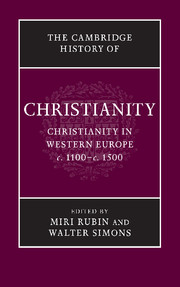 Cambridge History of Christianity