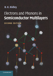 Electrons and Phonons in Semiconductor Multilayers