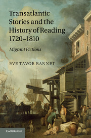 Transatlantic Stories and the History of Reading, 1720–1810