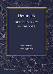 British Survey Handbooks