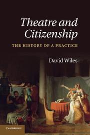 Theatre and Citizenship