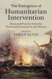 The Emergence of Humanitarian Intervention