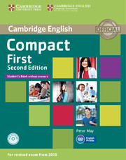 Compact First 2nd Edition