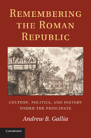 Remembering the Roman Republic