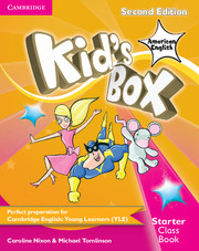 Kid's Box American English 2nd Edition
