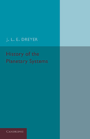History of the Planetary Systems