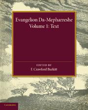 Evangelion Da-Mepharreshe