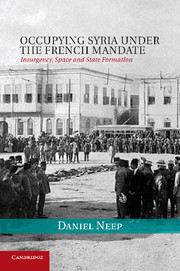 Occupying Syria under the French Mandate