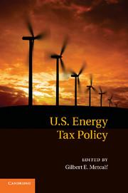 U.S. Energy Tax Policy