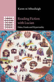 Reading Fiction with Lucian