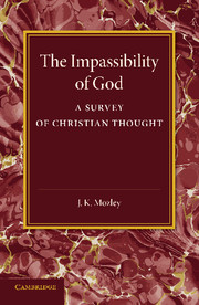 The Impassibility of God