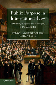 Public Purpose in International Law