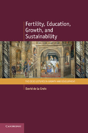 Fertility, Education, Growth, and Sustainability