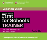 First for Schools Trainer