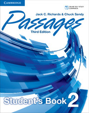 Passages level 2 passages cambridge university press passages level 2 students book with online workbook 3rd edition fandeluxe Gallery