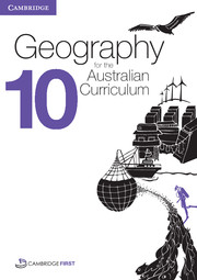 Geography for the Australian Curriculum Year 10 Bundle 3 Textbook and Electronic Workbook