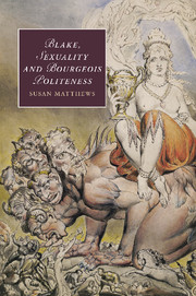 Blake, Sexuality and Bourgeois Politeness