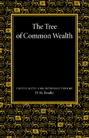 The Tree of Commonwealth