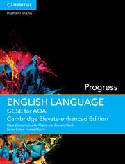 GCSE English Language for AQA Progress Cambridge Elevate Enhanced Edition (1 Year) School Site Licence