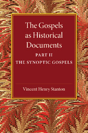 The Gospels as Historical Documents