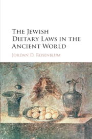 The Jewish Dietary Laws in the Ancient World
