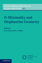 O-Minimality and Diophantine Geometry