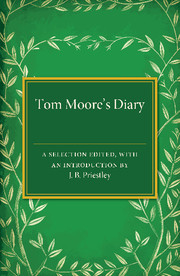 Tom Moore's Diary