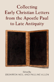 Collecting Early Christian Letters