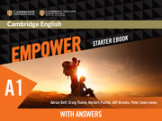 Cambridge English Empower Starter Student's Interactive eBook