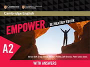 Cambridge English Empower Elementary Student's Interactive eBook