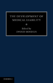 The Development of Medical Liability