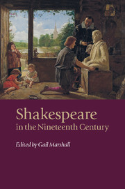 Shakespeare in the Nineteenth Century