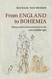 From England to Bohemia