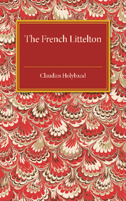 The French Littelton