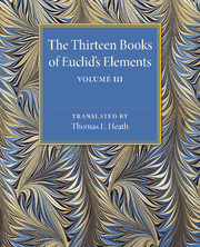 The Thirteen Books of Euclid's Elements