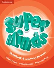 Super Minds Level 4