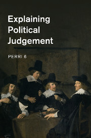 Explaining Political Judgement