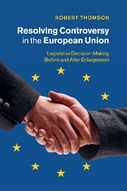 Resolving Controversy in the European Union