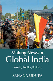 Making News in Global India