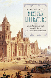 History of Mexican Literature