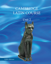 North American Cambridge Latin Course Unit 2 Student's Books (Hardback) with 1 Year Elevate Access 5th Edition