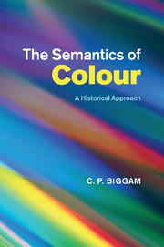 The Semantics of Colour