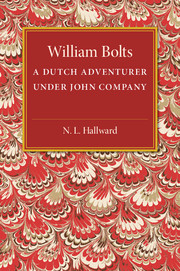 William Bolts