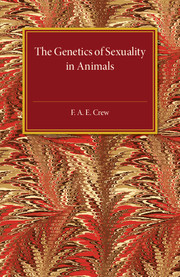 The Genetics of Sexuality in Animals
