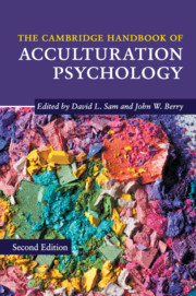 The Cambridge Handbook of Acculturation Psychology