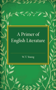 A Primer of English Literature