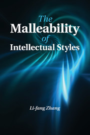 The Malleability of Intellectual Styles